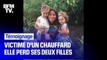 Nadia Karmel raconte l'accident de voiture qui a coûté la vie de ses deux filles