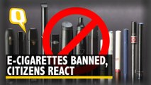 What Do Indians Think of the E-Cigarette Ban?