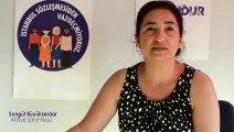 """Nafaka haktır"""" diyen kadınlar anlatıyor: Nafaka alamayan arkadaşım 4 çocuğuyla zor şartlarda yaşadı, sigortasız işlerde çalıştı"""