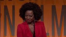 Viola Davis 'scared' to play Michelle Obama
