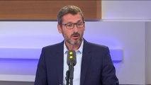"""""""Si on veut relancer la taxe carbone telle qu'elle était prévue, ce n'est pas la bonne façon de faire"""", estime Matthieu Orphelin."""