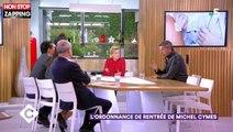C à vous : Michel Cymes dézingue à nouveau les anti-vaccins (vidéo)