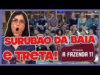 "Comentando a ESTREIA SURPREENDENTE de ""A FAZENDA 11"" | #FalandoDeAFazenda"