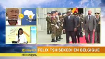 Rechauffement des relations entre Kinshasa et Bruxelles [Morning Call]
