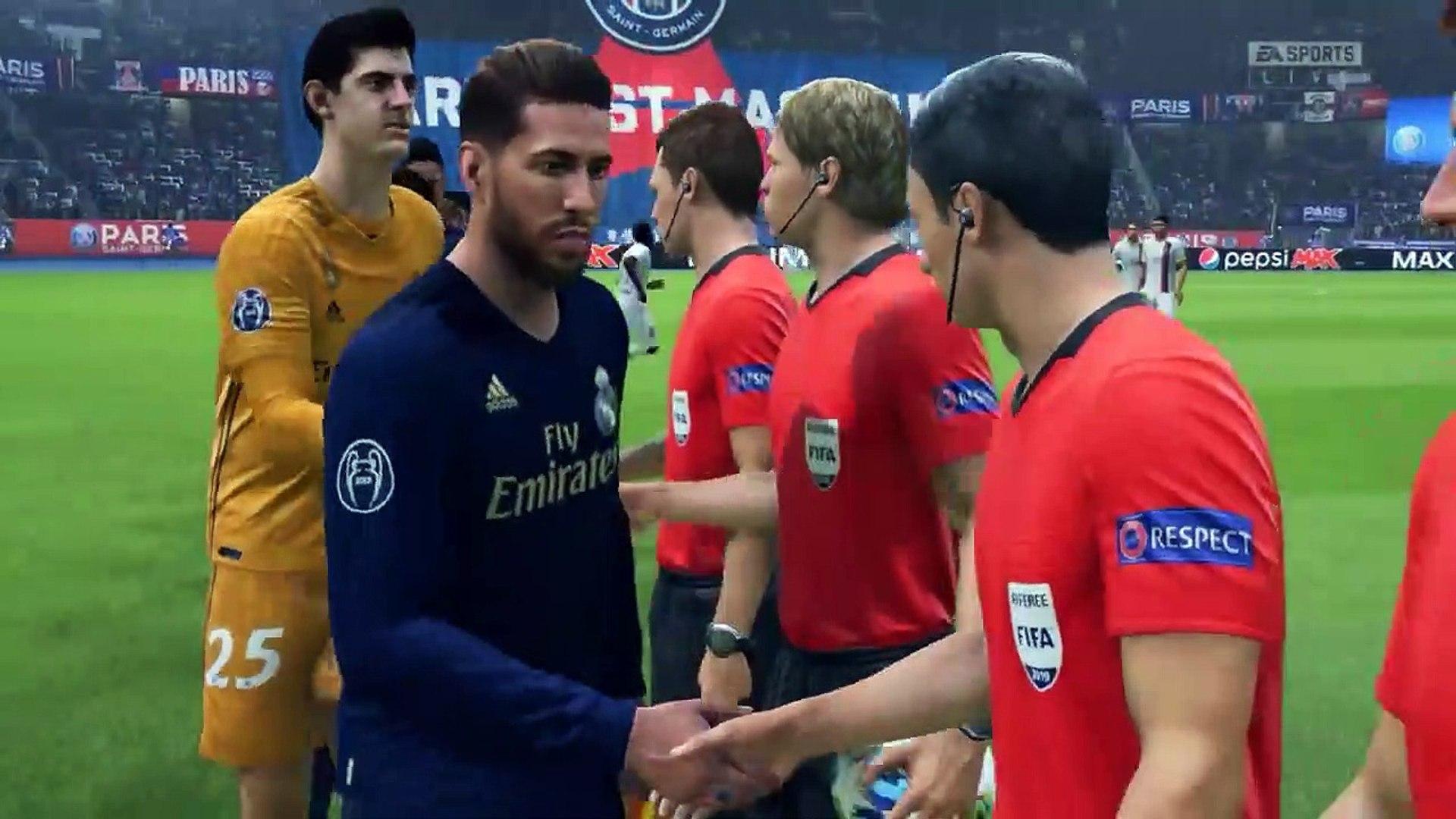 Link Xem Trực Tiếp PSG vs Real Madrid - Bóng Đá Cup C1
