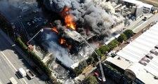Tuzla'da yanan polyester fabrikasının sahiplerinden açıklama geldi