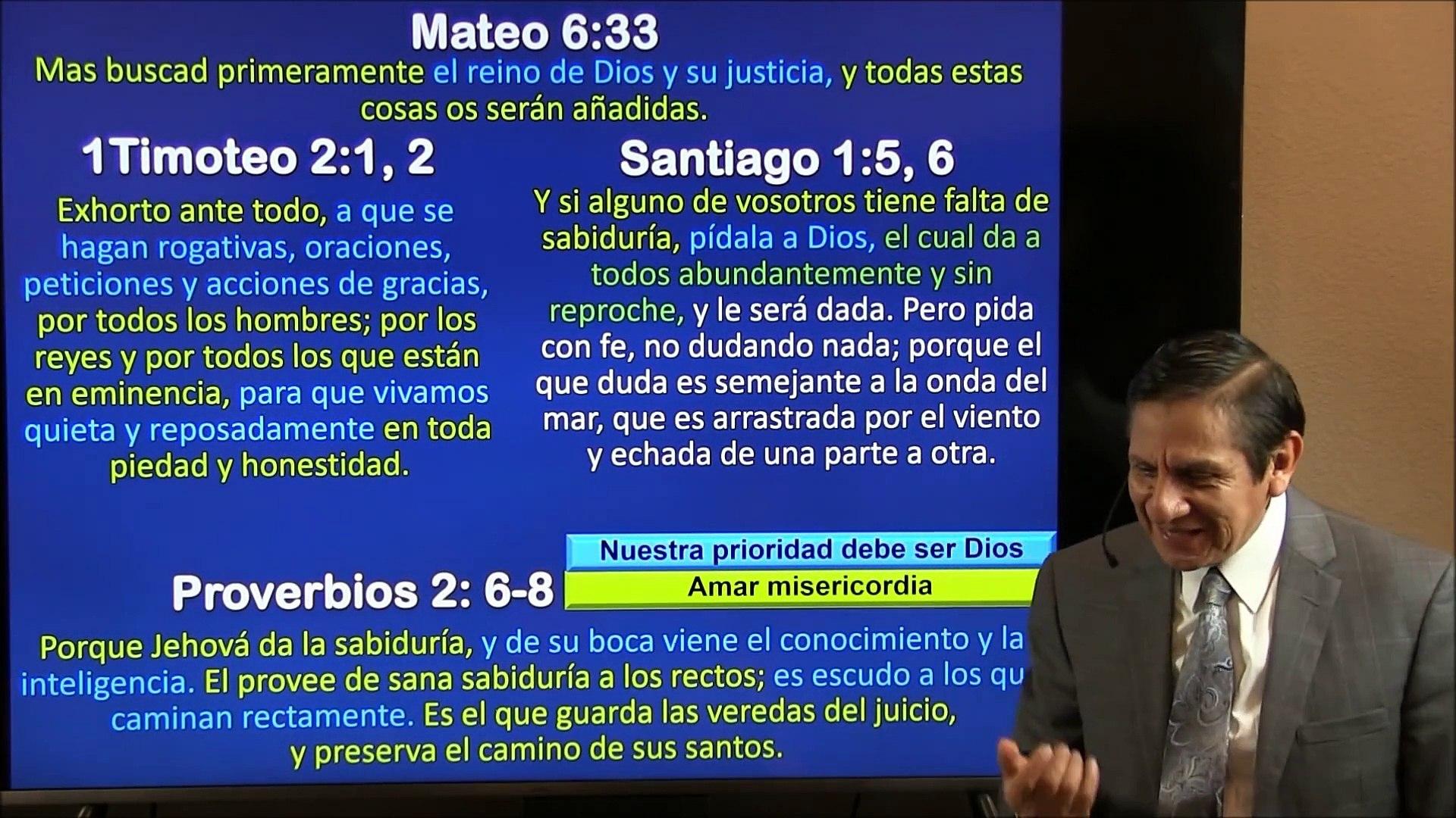 Lección 12: Amar misericordia - Escuela sabatica 2000