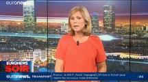 Eurones Soir : l'actualité du mercredi 18 septembre 2019
