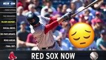 Red Sox Now: Mike Yastrzemski Has Emotional Fenway Park Debut