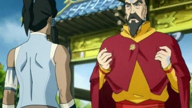 Avatar The Legend of Korra S02E01 Rebel Spirit