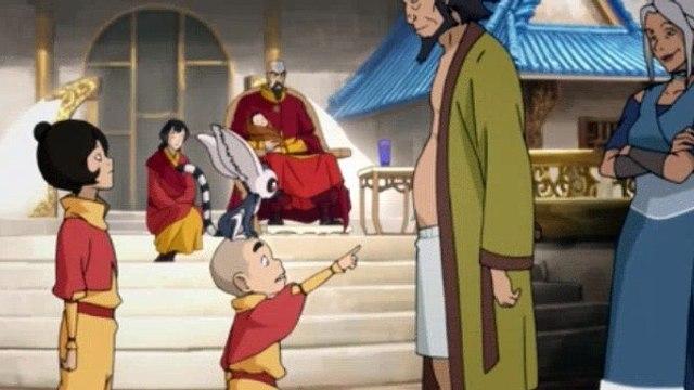 Avatar The Legend of Korra S02E03 Civil Wars Part One