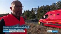 Bouches-du-Rhône : 24 heures sous tension avec les pompiers d'Aubagne