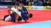 Judo: Sanktionen gegen Iran