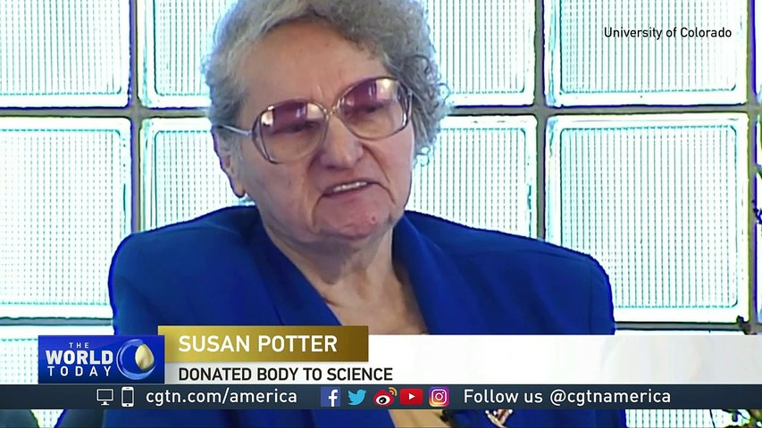 Colorado woman donates body to science for digital cadaver project