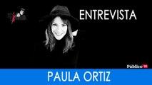Entrevista a Paula Ortiz - En la Frontera, 18 de septiembre de 2019