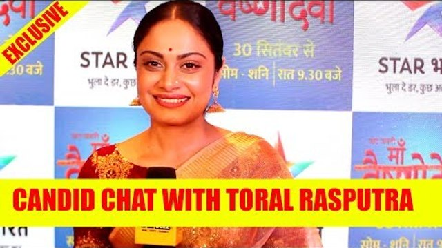 Exclusive: It is not easy to do a mythology show: Toral Rasputra