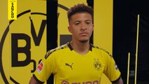 Bundesliga: Jadon Sancho, he assists, assists and assists