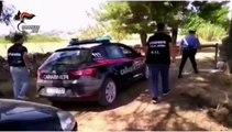 In Puglia migrante africano aiutava caporale per schiavizzare connazionali, due arresti a Noicattaro - video