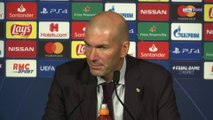 Zidane rend hommage au PSG