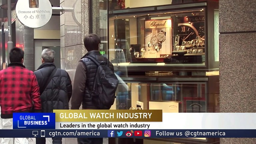 David Kaplan discusses luxury watch trends