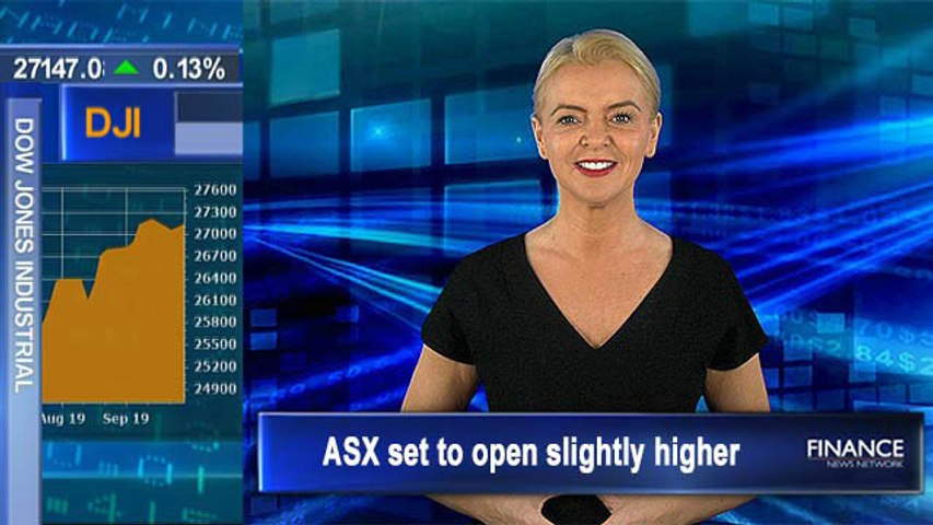 Trump on Fed: 'No guts' after small interest rate cut: ASX set to open slightly higher