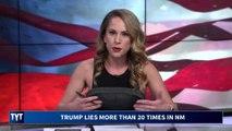 Trump's Desperate Appeal To Hispanic Voters
