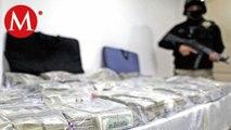 SAT decomisa divisas que excedian 10 mil dolares en aduana de Cancun