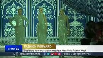 Kimberly Yam talks about Asian inclusion in New York Fashion Week