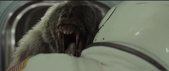 Ad Astra Movie Clip - Bradd Pitt vs. Space monkey