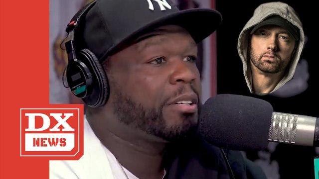 50 Cent Reveals Eminem Turned Down Joint Dr. Dre & Snoop Dogg Tour