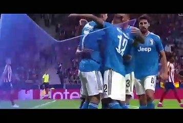 Atletico Madrid vs Juventus 2-2 All Goals & Highlights