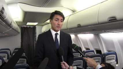 Trudeau apologizes for 'brownface' photo