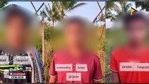 3 kabataang terorista, arestado sa Lanao del Sur