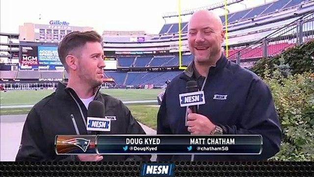 Doug Kyed, Matt Chatham React To Tom Brady's Inclusion On Injury Report