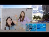 Malaysia College Campuses vibe? The moment we fell in love with Johor Baru  Blimey Vlog