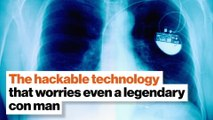 The hackable technology that worries even a legendary con man