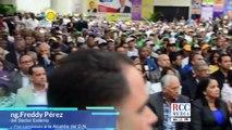 Ing. Freddy Pérez presenta sus propuestas como aspirante a alcalde del D.N