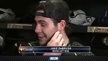 Bruins' Jake DeBrusk Comes Clean On Why He Cut His Much-Discussed Mullet