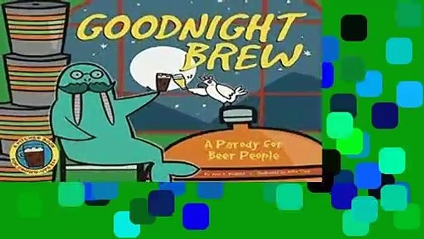 [Doc] Goodnight Brew: A Parody for Beer People
