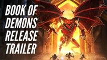 Book of Demons - Trailer de lancement