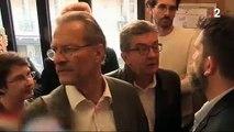 Colère cette nuit de Jean-Luc Mélenchon contre une enquête de France 2 diffusée hier soir avant son procès qui s' ouvre ce matin