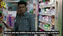 Manoj Bajpayee, Priyamani on Working in Amazon Prime's The Family Man - The Quint