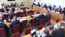 Commission des affaires étrangères : Table ronde sur les Pôles : enjeux stratégiques et environnementaux  - Mercredi 18 septembre 2019