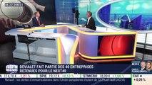 Devialet fait partie des 40 entreprises retenues pour le Next40, Franck Lebouchard - 19/09