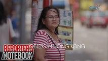Reporter's Notebook: Mga OFW na walang trabaho sa Hong Kong, binisita ng 'Reporter's Notebook'