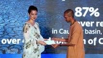 Kangana Ranaut ,Isha Foundation Host Cauvery Calling Campaign