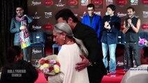 Karan Johar, Abhishek Others At Launch Of Amaan ,Ayaan Ali Bangash Music Album Infinity
