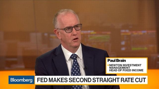 We're Happy to Go Back Into Bonds, Says Newton Investment's Brain
