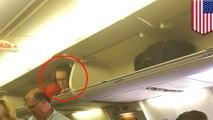 サウスウェスト航空の客室乗務員 乗客の出迎え方がユニークだと話題に - トモニュース
