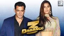 Salman Khan FINALLY INTRODUCES Dabangg 3 Actress